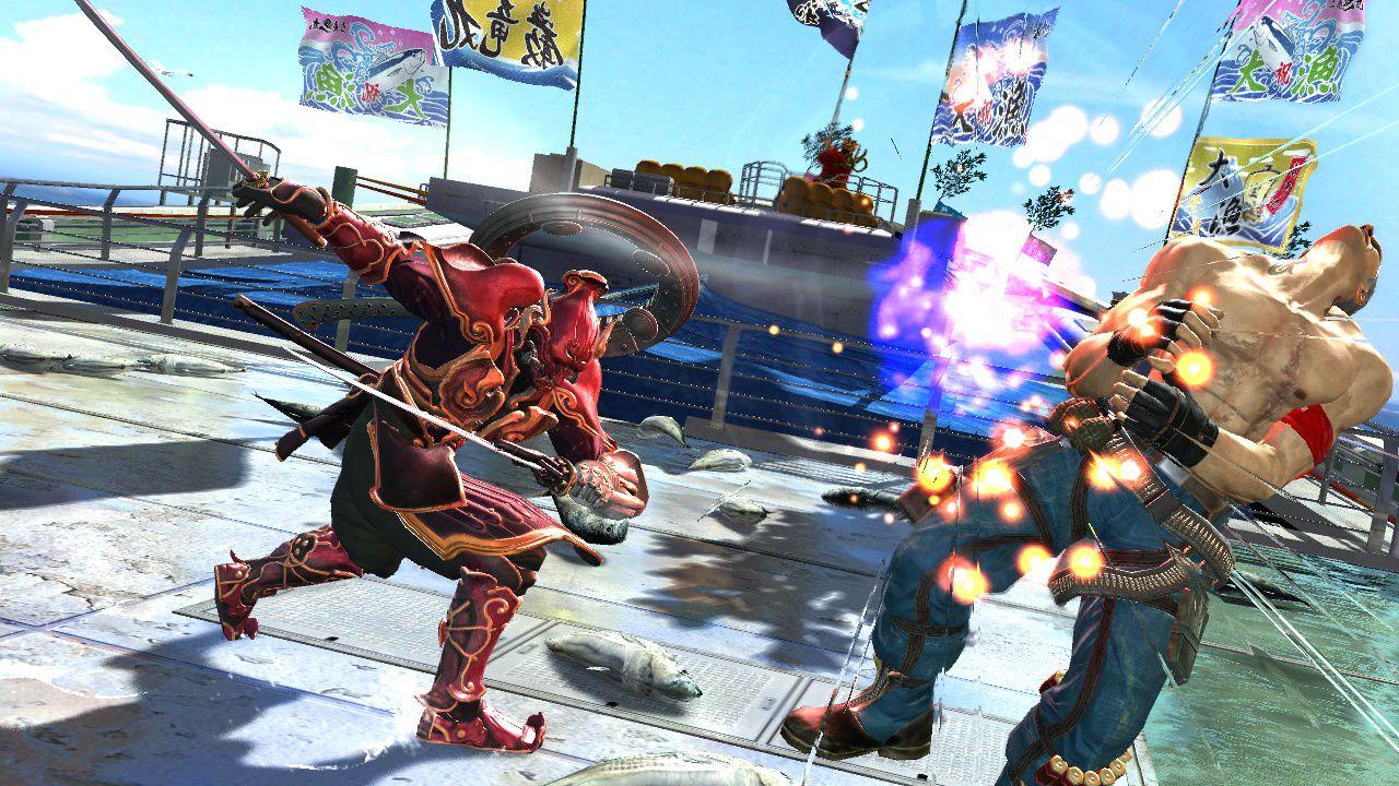 TekkenTagTournament2 Arcade Editeur 088
