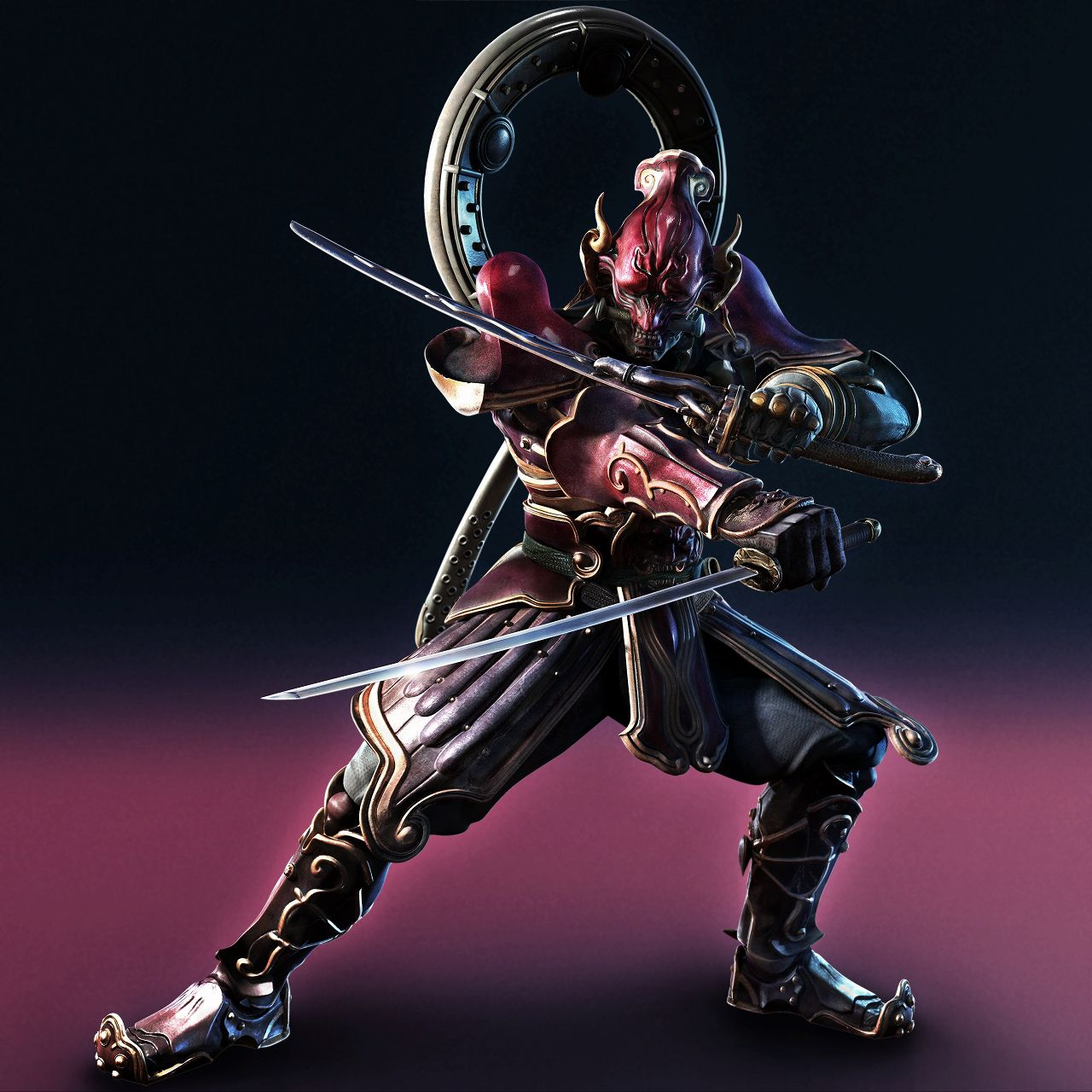 TekkenTagTournament2 Arcade Editeur 089