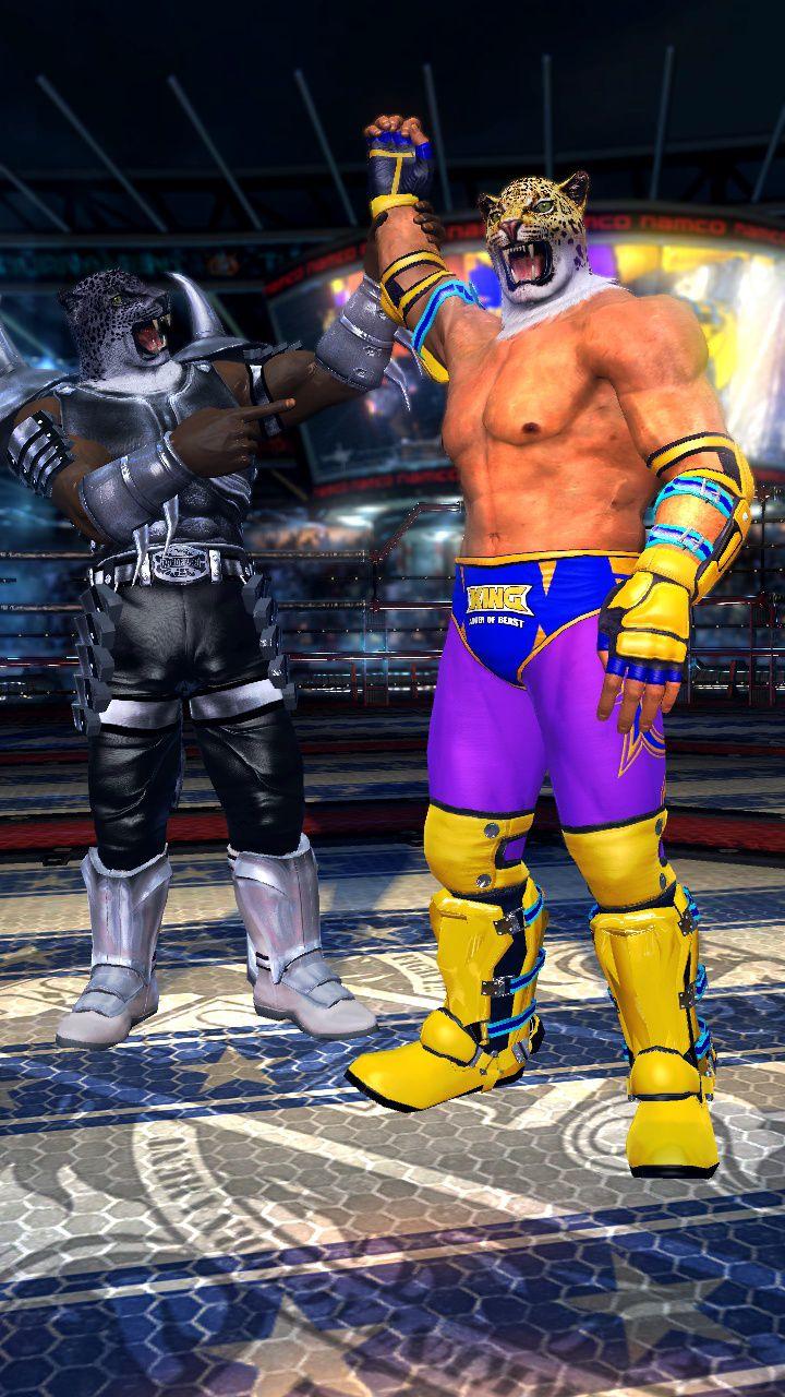 TekkenTagTournament2 Arcade Editeur 092