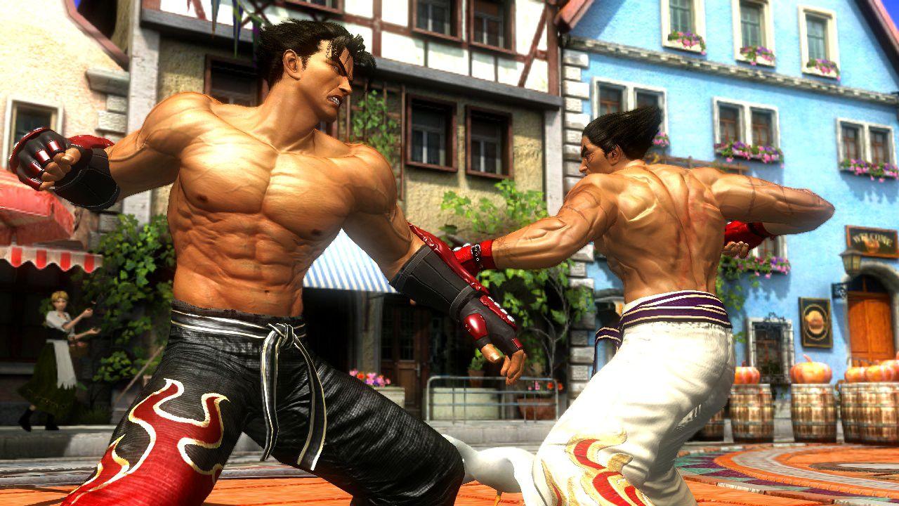 TekkenTagTournament2 Arcade Editeur 093