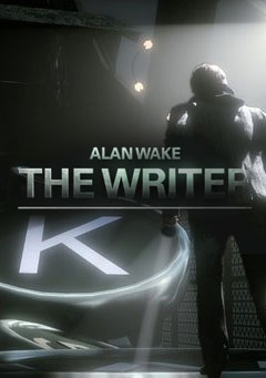 AlanWakeTheWriter Jaquette