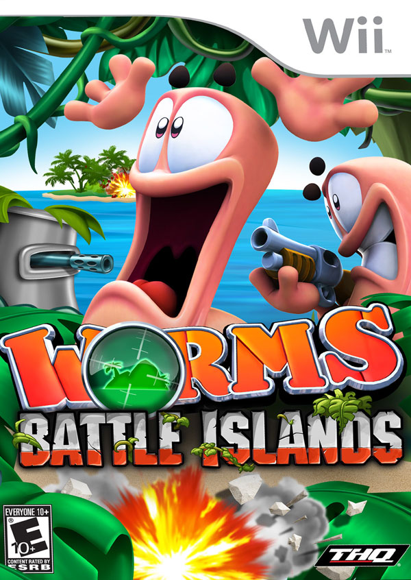 Islands Wii Download Worms Battle Torrent