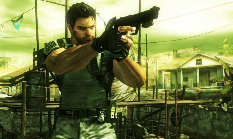 ResidentEvil-TheMercenaries3D 3DS Editeur 011