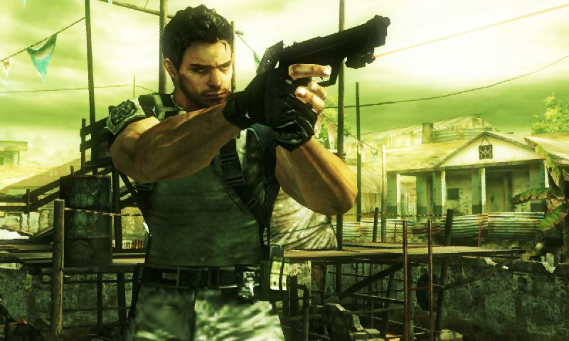 ResidentEvil-TheMercenaries3D 3DS Editeur 041