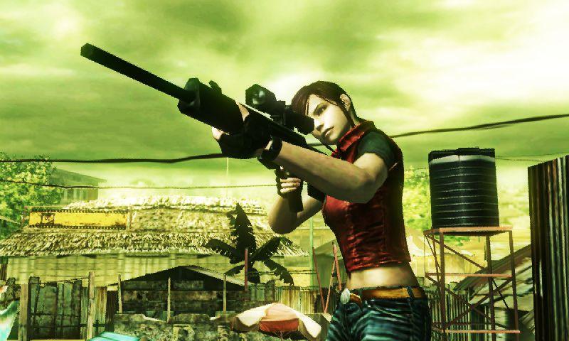 ResidentEvil-TheMercenaries3D 3DS Editeur 044