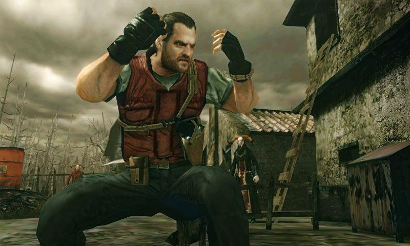 ResidentEvil-TheMercenaries3D 3DS Editeur 066