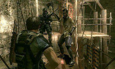 ResidentEvilTheMercenaries3D Editeur 005