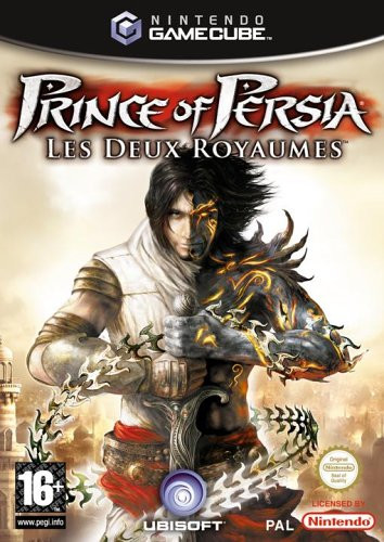 Prince of Persia Les 2 Royaumes GC jaquette