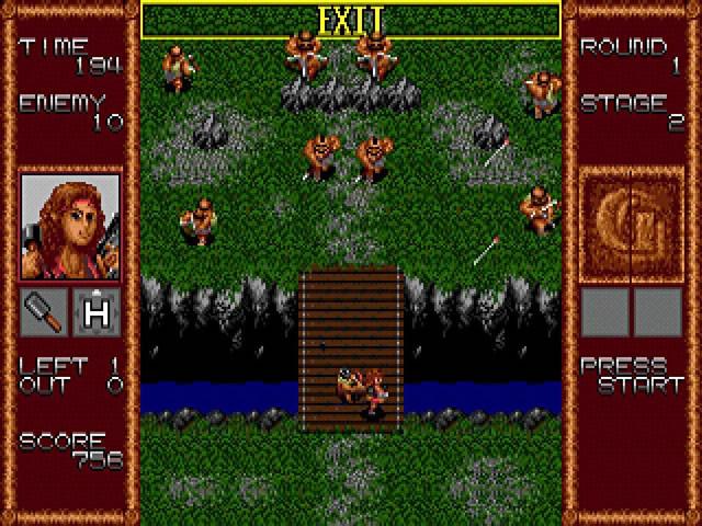 MegadriveCollec PS2 Editeur 004