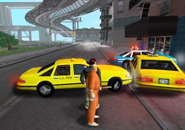 GTAIII PS2 editeur 002