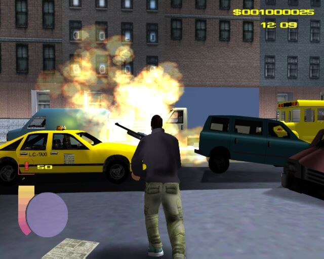 GTAIII PS2 editeur 005
