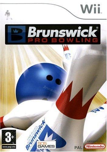 BrunswickProBowling Wii Jaquette 001