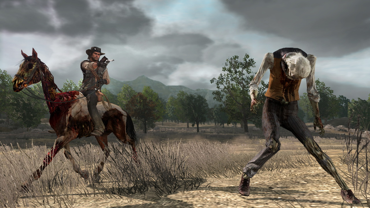 RDR Undead Zombies Edit006