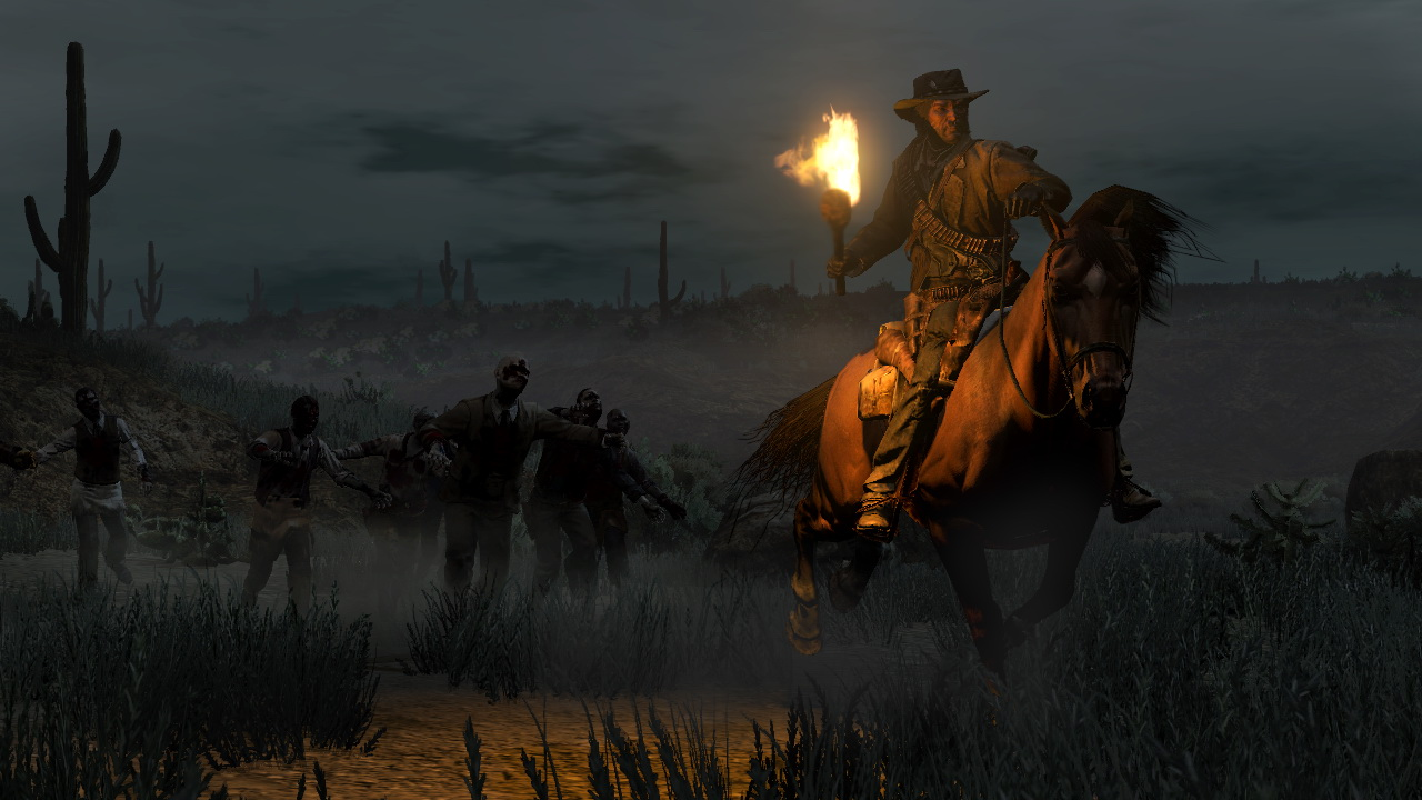 RDR Undead Zombies Edit009