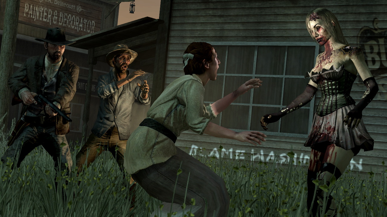 RDR Undead Zombies Edit011