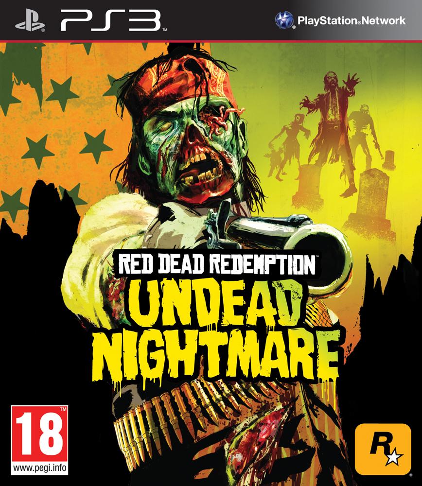 RedDeadRedemption-UndeadNightmare PS3 Jaquette 002