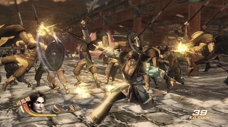 DynastyWarriors7 PS3 Edit003