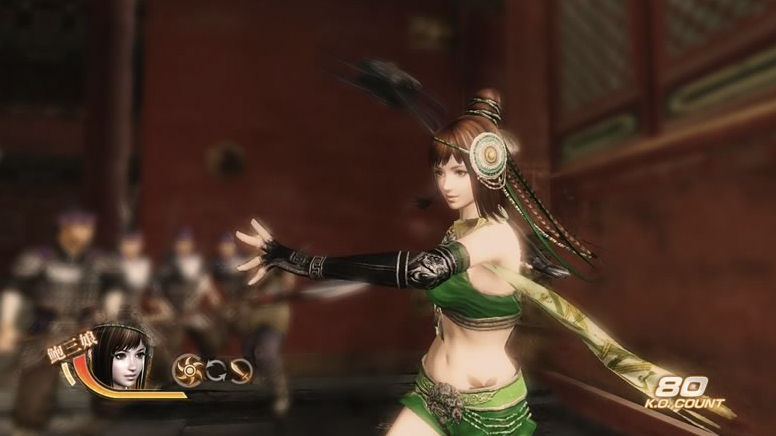 DynastyWarriors7 PS3 Edit006