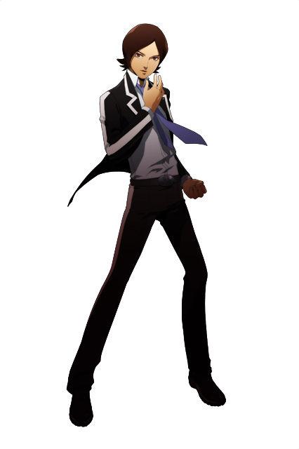 Persona2-InnocentSin PSP Visuel 001