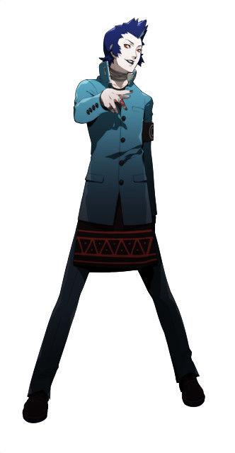 Persona2-InnocentSin PSP Visuel 003