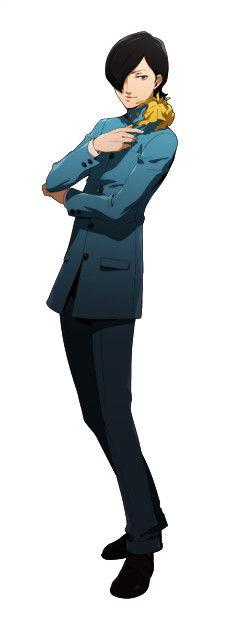 Persona2-InnocentSin PSP Visuel 011