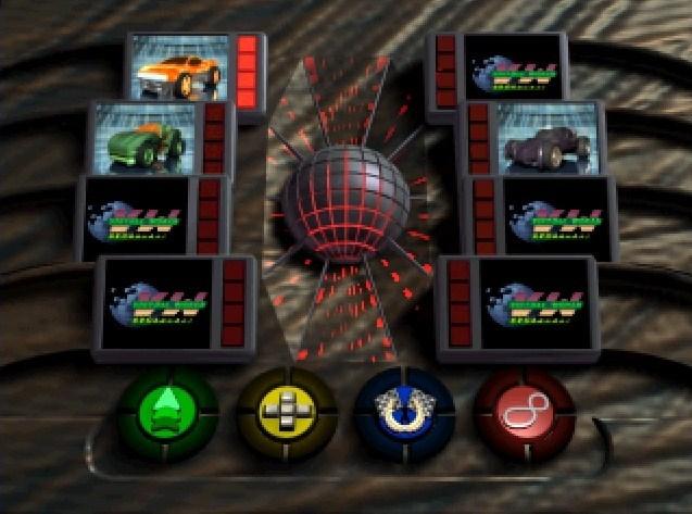 MegaRace 3DO Editeur 004