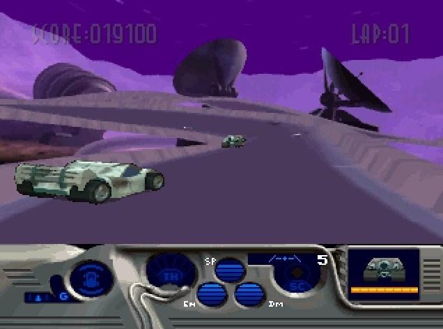 MegaRace 3DO Editeur 008
