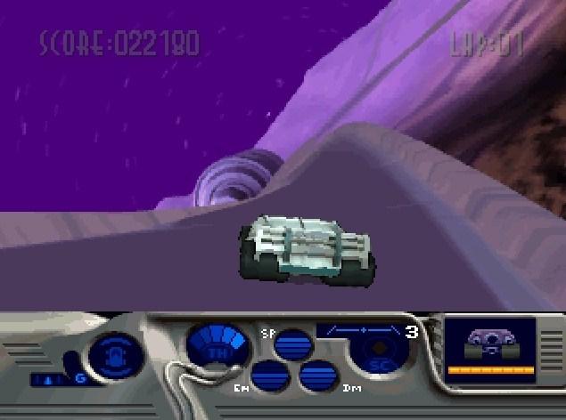 MegaRace 3DO Editeur 009
