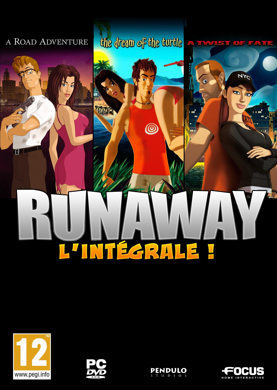 RunawayL-Integrale PC Jaquette 001