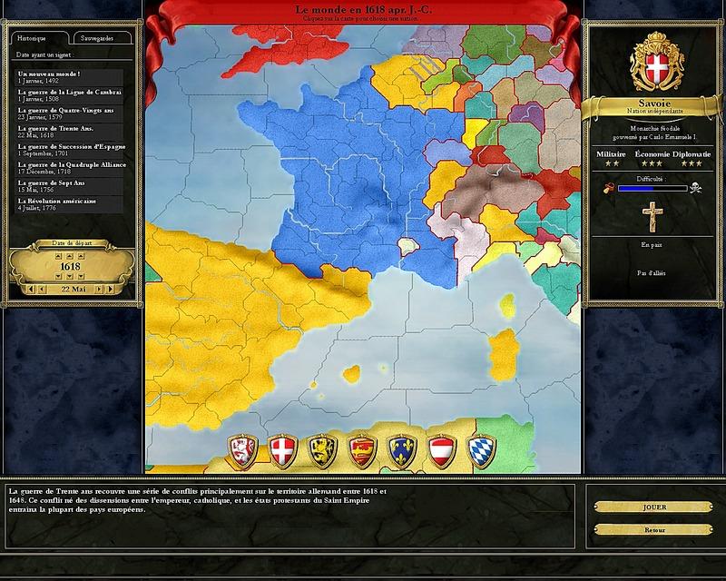 EuropaUniversalisIII PC Editeur 002