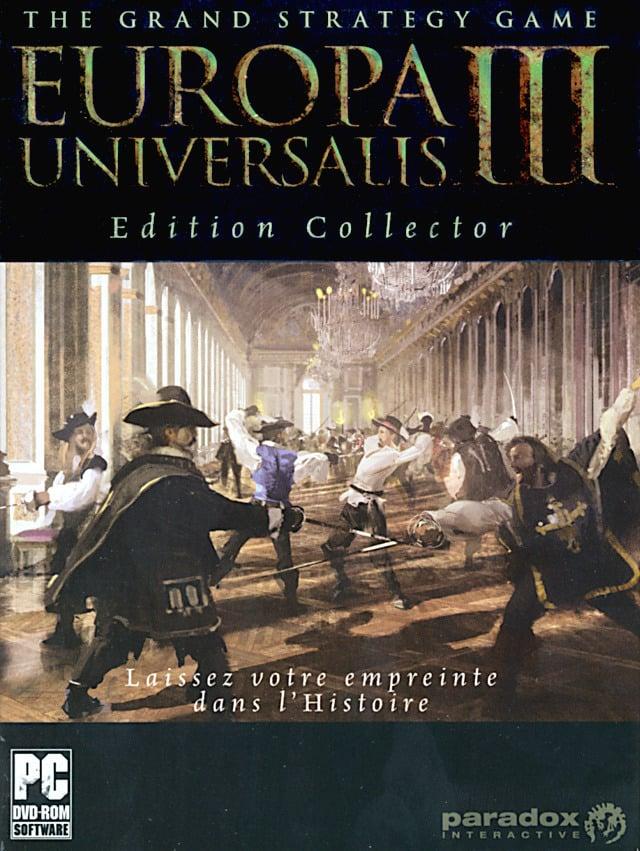 EuropaUniversalisIII PC Jaquette 001