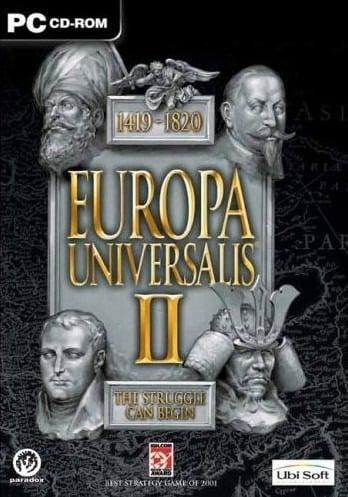 EuropaUniversalisII PC Jaquette 001