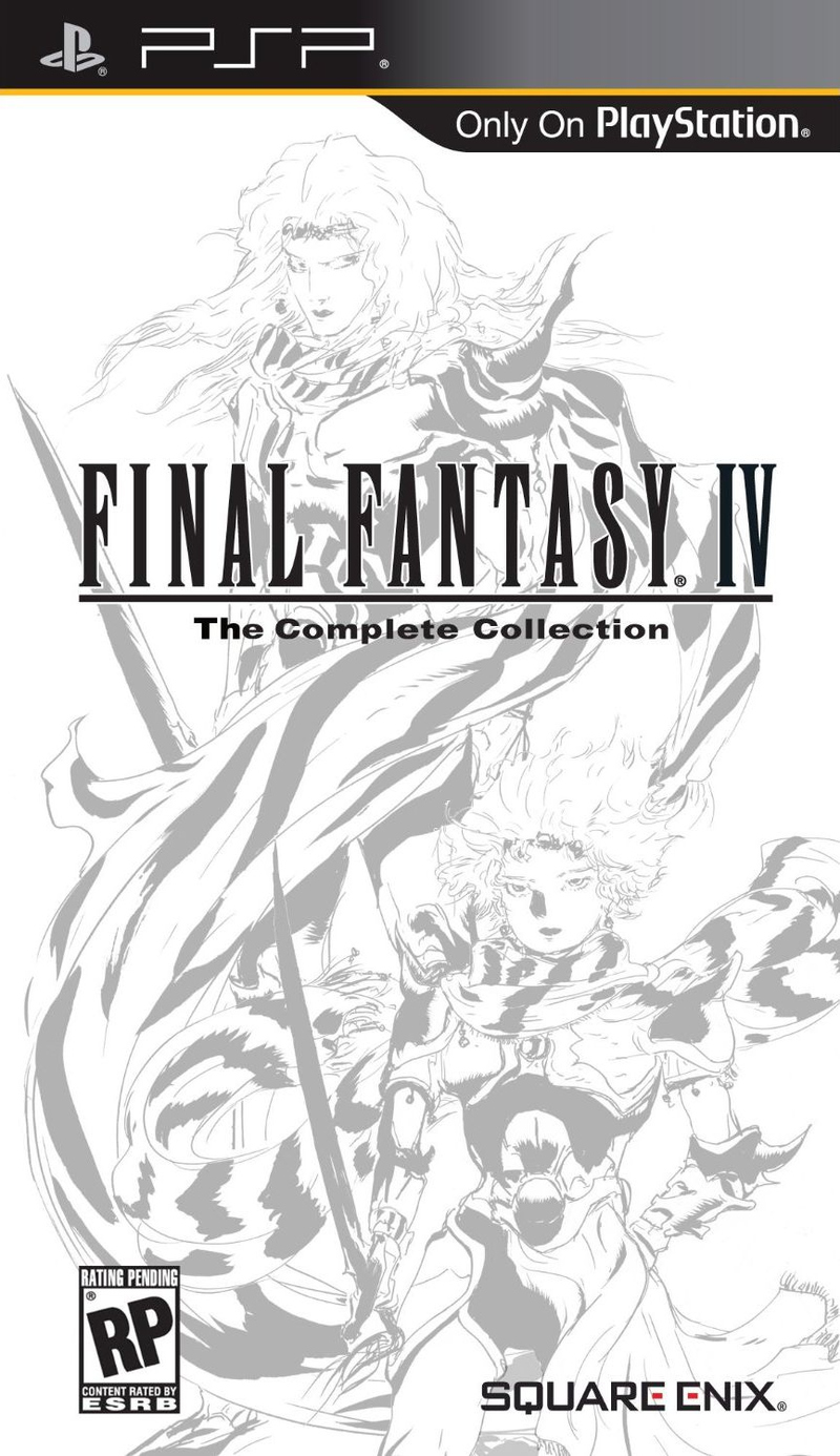 Final Fantasy IV The Complete Collection