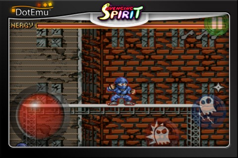 AvengingSpirit iPhone Editeur 002