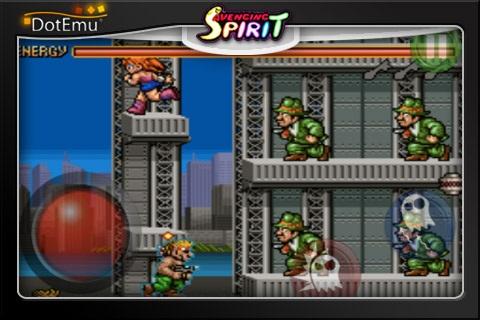 AvengingSpirit iPhone Editeur 004