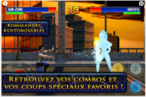 UltimateMortalKombat3 iPhone Editeur 008