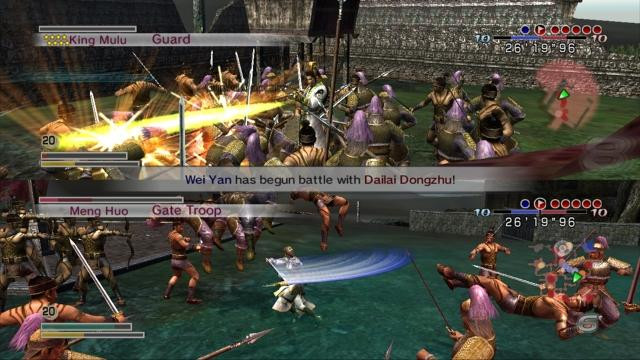 DynastyWarriors5 X360 Editeur 002
