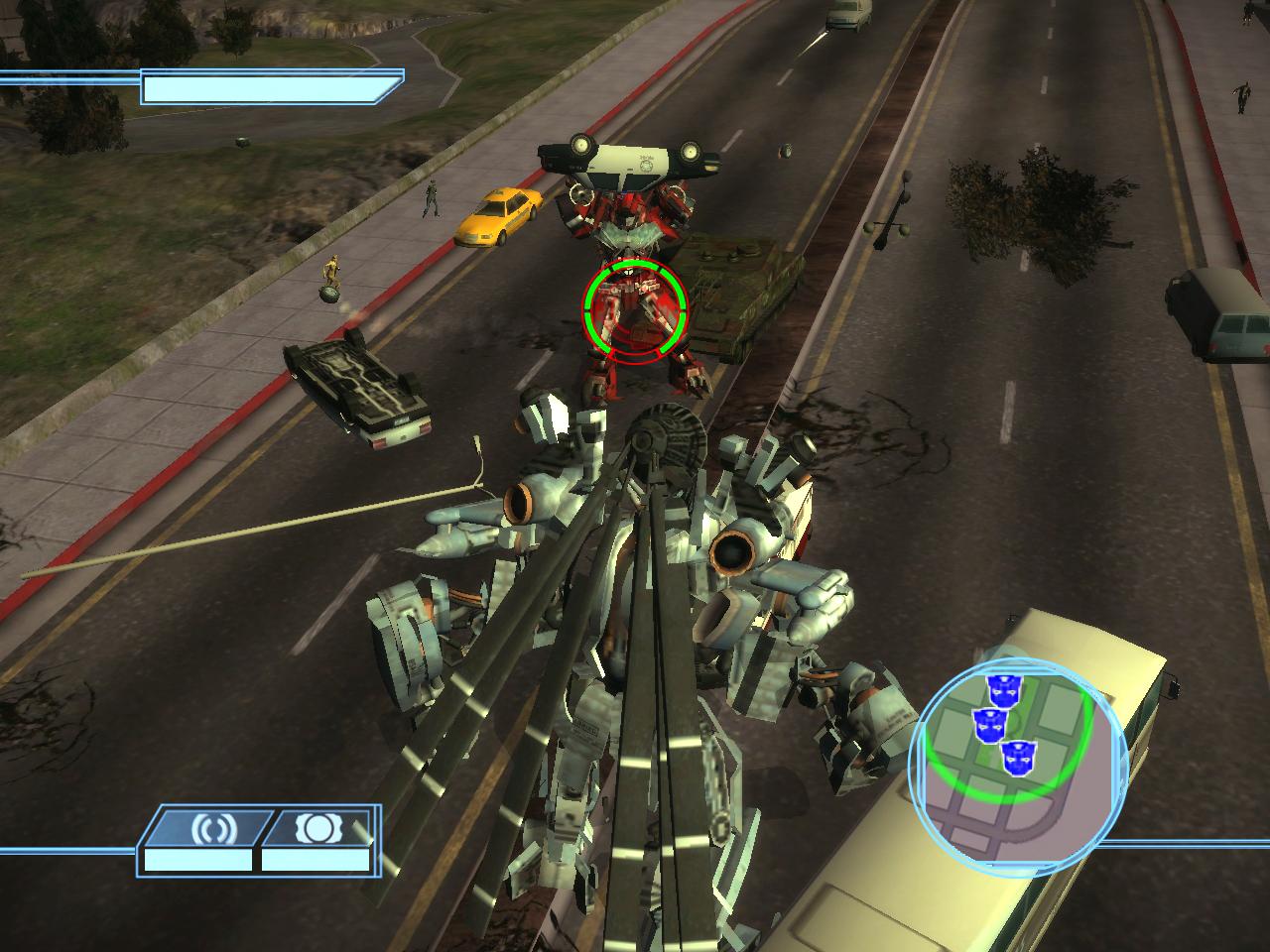 TransformersTheGame Wii Editeur 004