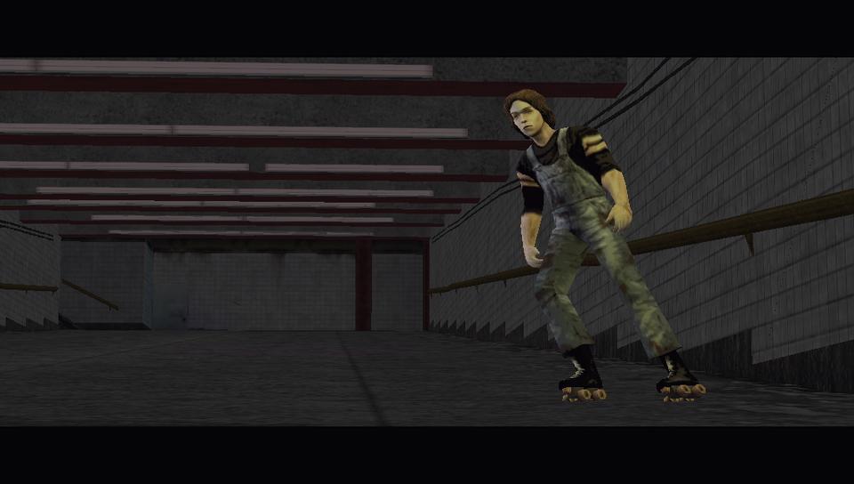 The Warriors PSP Editeur 017
