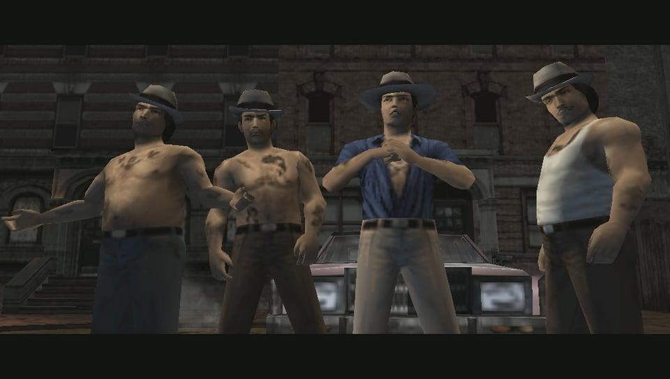 The Warriors PSP Editeur 019