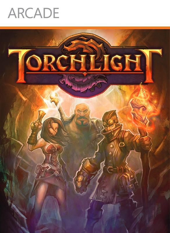 Torchlight XBLA Jaquette 001