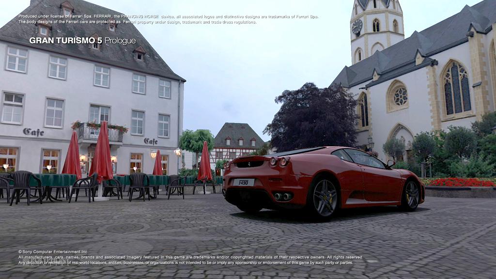GT5 Prologue PS3 Editeur 061