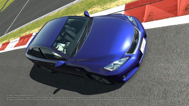 GT5 Prologue PS3 Editeur 100
