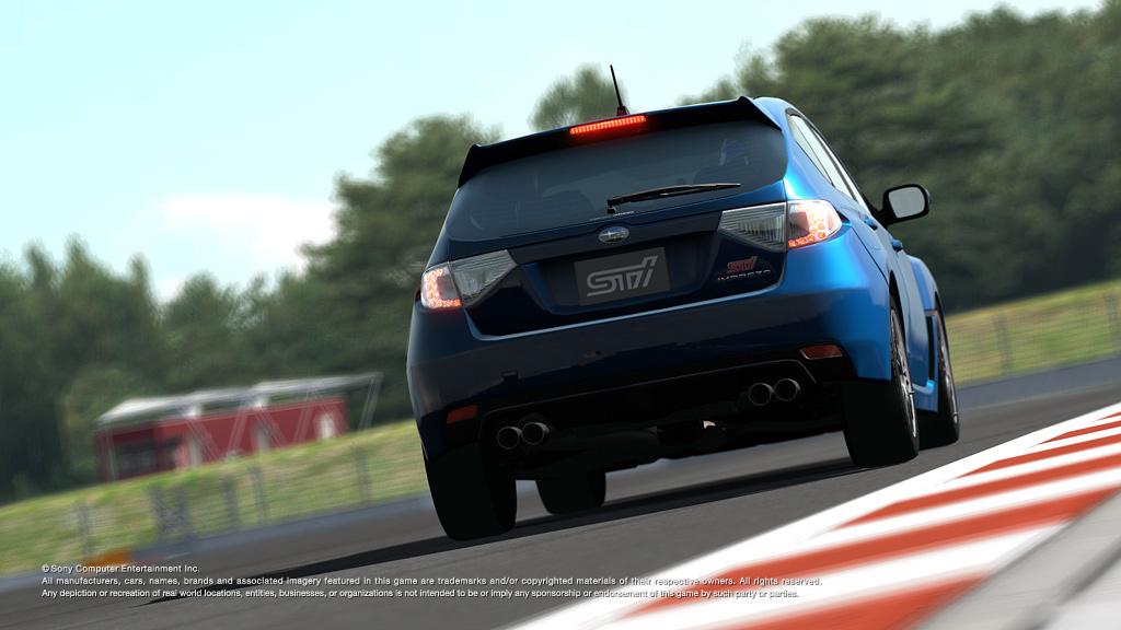 GT5 Prologue PS3 Editeur 104