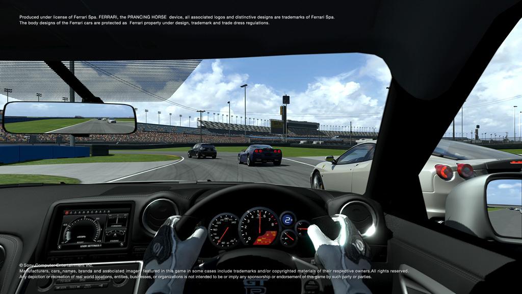 GT5 Prologue PS3 Editeur 163