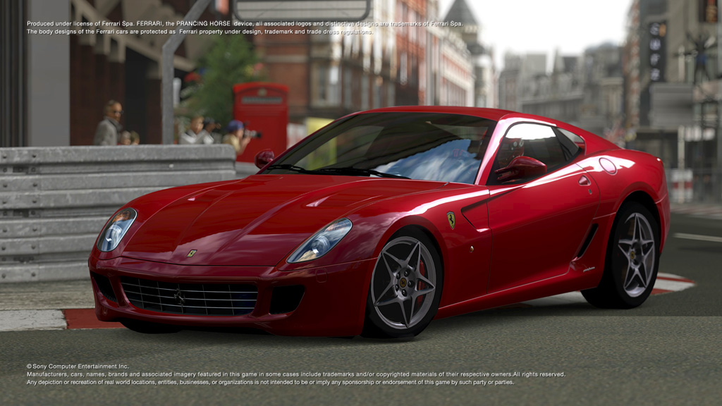 GT5 Prologue PS3 Editeur 170