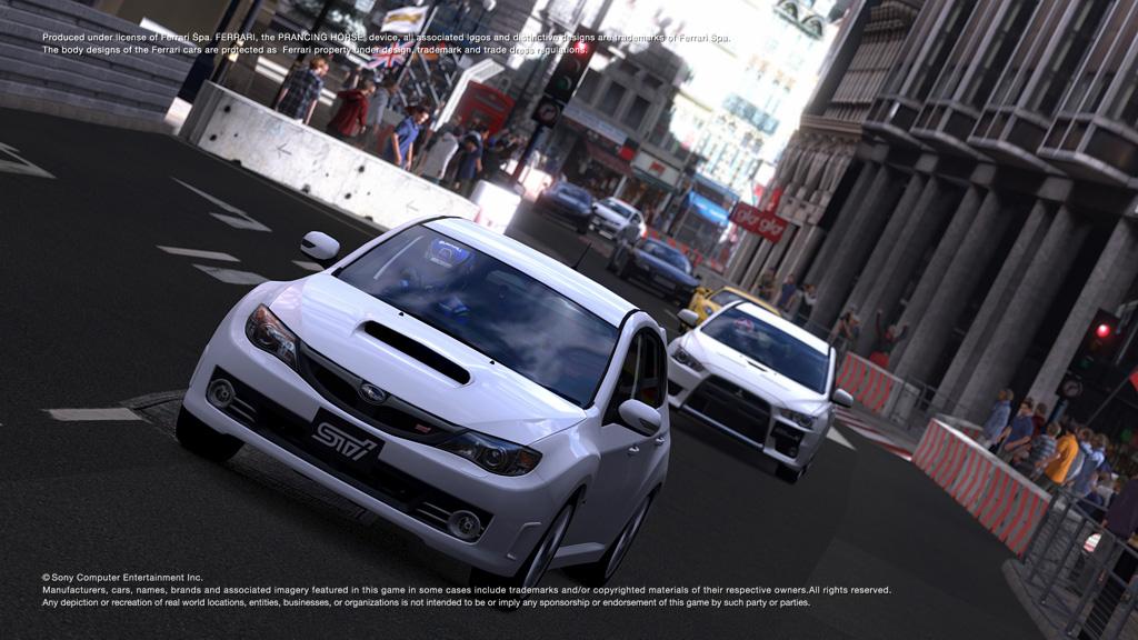 GT5 Prologue PS3 Editeur 172