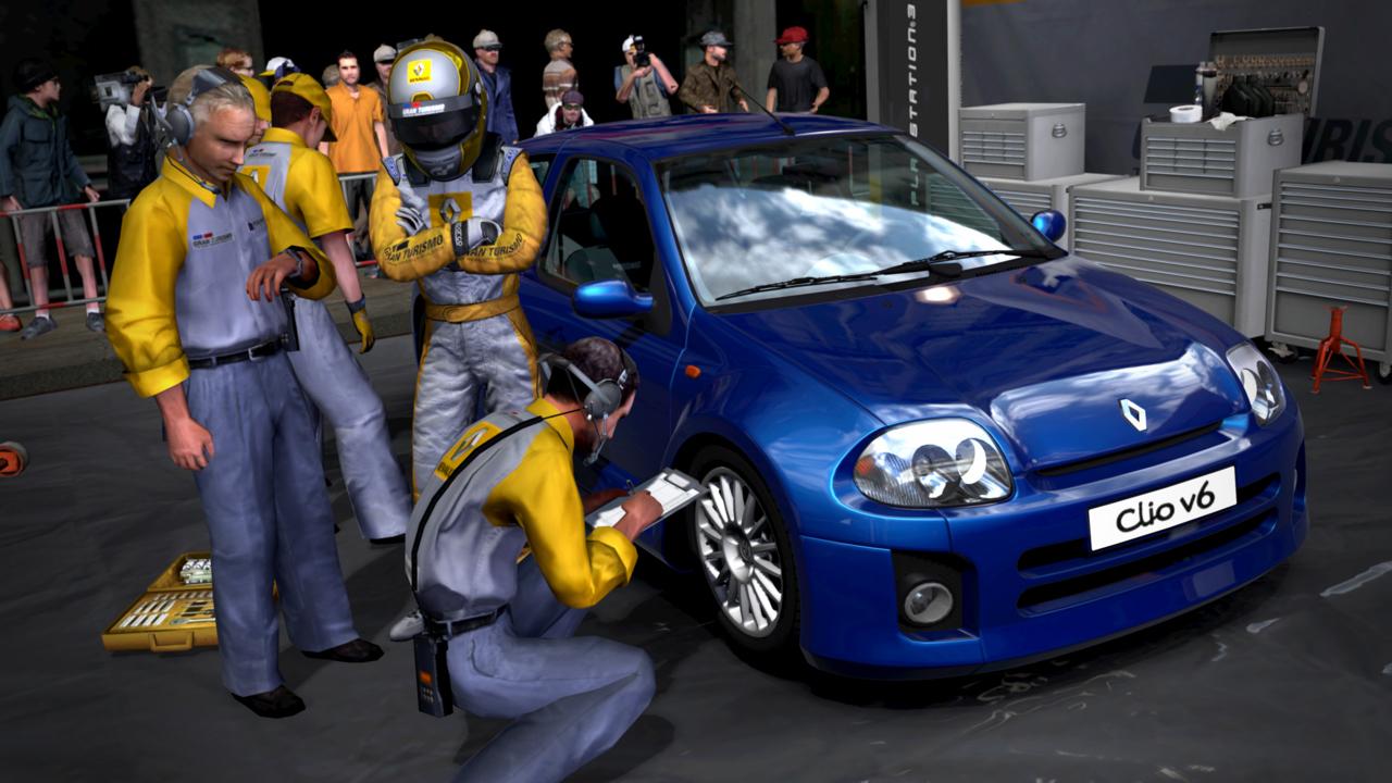 GT5 Prologue PS3 Editeur 201