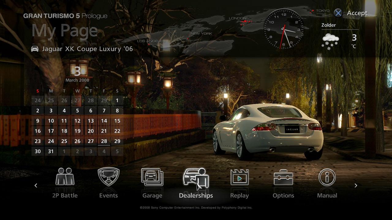 GT5 Prologue PS3 Editeur 254