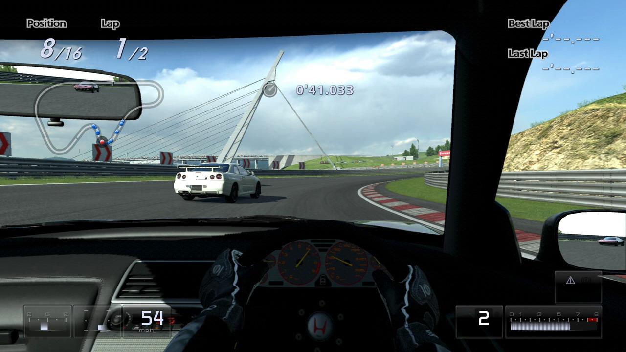 GT5 Prologue PS3 Editeur 261